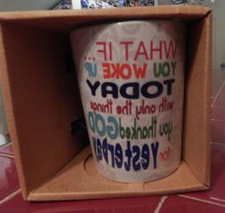 Tumbleweed What If....Mug