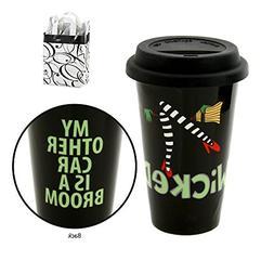 Wicked Travel Mug & Bag - 2 Piece Gift Set