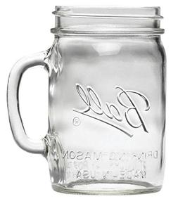 Ball Wide Mouth Drinking Mason Jar