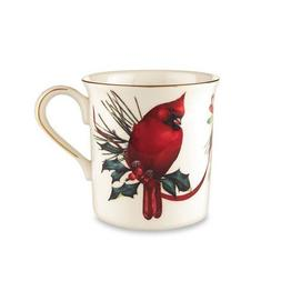 Lenox Winter Greetings Cardinal Mug