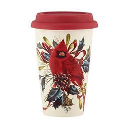 Lenox Winter Greetings Travel Mug