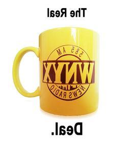WNYX MUG - THE REAL DEAL - WNYX NEWS RADIO