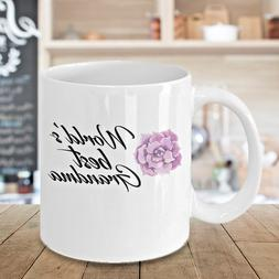 World's best Grandma Coffee Mug Gift For Nana Mom Mothers Da