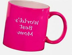 world s best mom ceramic coffee tea