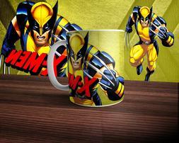X-MEN wolverine 11oz coffee mug