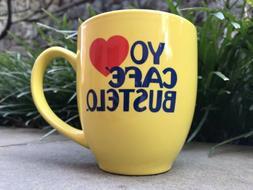 Yo Cafe Bustelo Coffee Mug, Large! 12 oz.