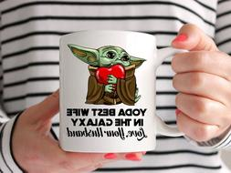 Yoda Best Wife In The Galaxy Love Your Husband Valentine 11o