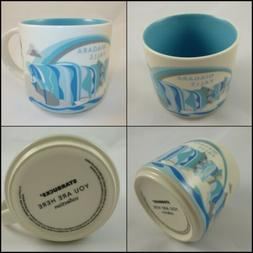 Starbucks, You Are Here Collection Mug - Niagara Falls, 14 F