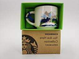 STARBUCKS YOU ARE HERE COLLECTION ORNAMENT ALASKA COLLECTIBL