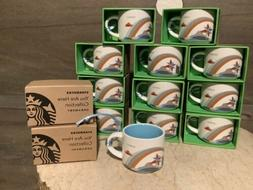 Starbucks You Are Here Collection Ornament Hawaii MINI Mug 2