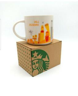 Starbucks You Are Here Collection Ornament LOS ANGELES MINI