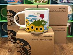Starbucks YOU ARE HERE YAH Collection - JAPAN Summer Edition