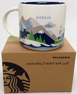 You Are Here - 2015 Alaska Starbucks Collectors Coffee Mug 1